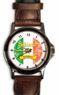 "Slainte Irish ""To Health""  Admiral Watch"