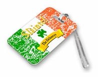 "Slainte Irish ""To Health""  Luggage Tag"