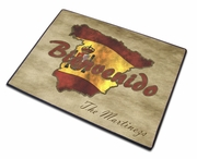 Spain Welcome Mat - Classic