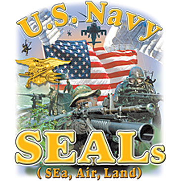 U.S. Navy SEALs Shirts