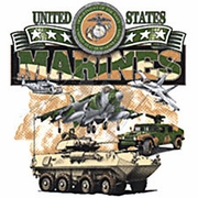 United States Marines Shirts