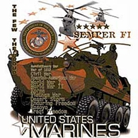 United States Marines-The Few, The Proud Shirts
