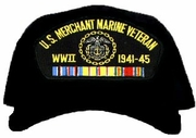 US Merchant Marine WWII Pacific Ball Cap