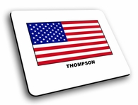USA Hard Mousepad