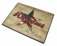 USA Welcome Mat - Classic