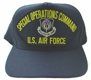 USAF Special Ops Command Ball Cap
