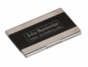 Usher Business Card Holder