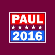 Vote Paul '16 T-shirt