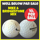 "<b><font color=""red"">200 BALL NIKE & BRIDGESTONE CLEARANCE SPECIAL</font></b>"