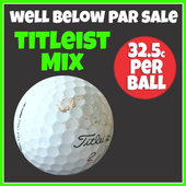 "<b><font color=""red"">200 BALL Titleist ProV CLEARANCE SPECIAL</font></b>"