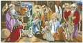Cross Stitch PDF Pattern Nativity Picture From Kooler Design Studio