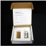 Accustar WTR 100 Radon in Water Test Kit / For use in homes with a Private Water Supply, such as Well Water