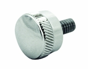 FBI Polished Stainless Steel Seat Bolt