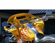 PAINTED INNER FAIRING RG '08-�13 RG (SPECIAL PAINT)