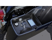 Saddlebag Accessory Tray for 2004-UP OE Hard Bags