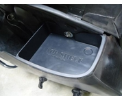 SADDLEBAG TRAY FOR ROAD KING LEFT SADDLEBAG  ** SPECIAL: FREE USPS SHIPPING WITHIN THE CONTIGUOUS US **