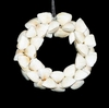 Item # 115004 - Area Shell Wreath Christmas Ornament