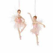 Ballerina Ornaments & Dance Ornaments