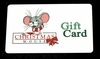 Christmas Mouse Gift Cards