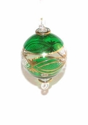 Egyptian Glass Christmas Ornaments