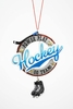 Hockey and Lacrosse Ornaments