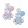 Item # 100152 - Snowman Baby's First Christmas Ornament