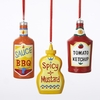 Item # 100158 - Barbeque Condiment Ornament