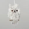 Item # 100244 - Silver Owl Ornament