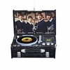 Item # 100351 - The Beatles Retro Black Record Player Ornament