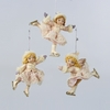 Item # 100424 - Girl Ice Skater Christmas Ornament
