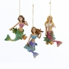 Item # 100474 - Mermaid Christmas Ornament