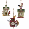 Item # 100511 - Chicken Coop Ornament