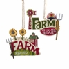 Item # 100512 - Farm Saying Ornament