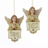 Item # 100544 - Inspirational Praying Angel Ornament