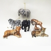 Item # 100576 - Mommy & Me Jungle Animal Ornament
