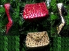 Item # 100578 - Small Jungle Bag/Shoe Christmas Ornament