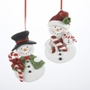 Item # 100636 - Snowman Ornament