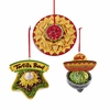 Item # 100686 - Mexican Appetizer Ornament