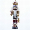 Item # 100733 - Gingerbread Nutcracker Ornament