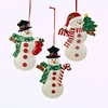 Item # 100962 - Snowman Ornament