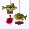 Item # 101103 - Fish With Plaque Ornament