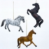 "Item # 101108 - 4"" Resin Horse Ornament"