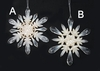 Item # 101242 - Blush Snowflake Ornament
