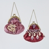 Item # 101297 - Velvet Lady Purse Ornament