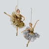 Item # 101310 - Ballerina Christmas Ornament