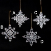 Item # 101328 - Snowflake Ornament