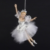 Item # 101408 - Snow Queen Ballerina Ornament