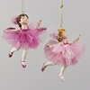 Item # 101413 - Little Ballerina Christmas Ornament