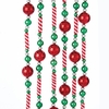 Item # 101421 - Candy Bead/Red Ball Garland