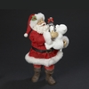 Item # 101557 - Coke Santa With Bear Sit Around